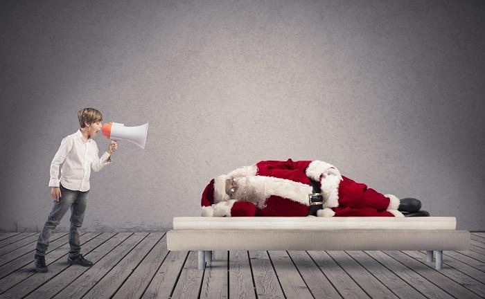 matrac na Vianoce